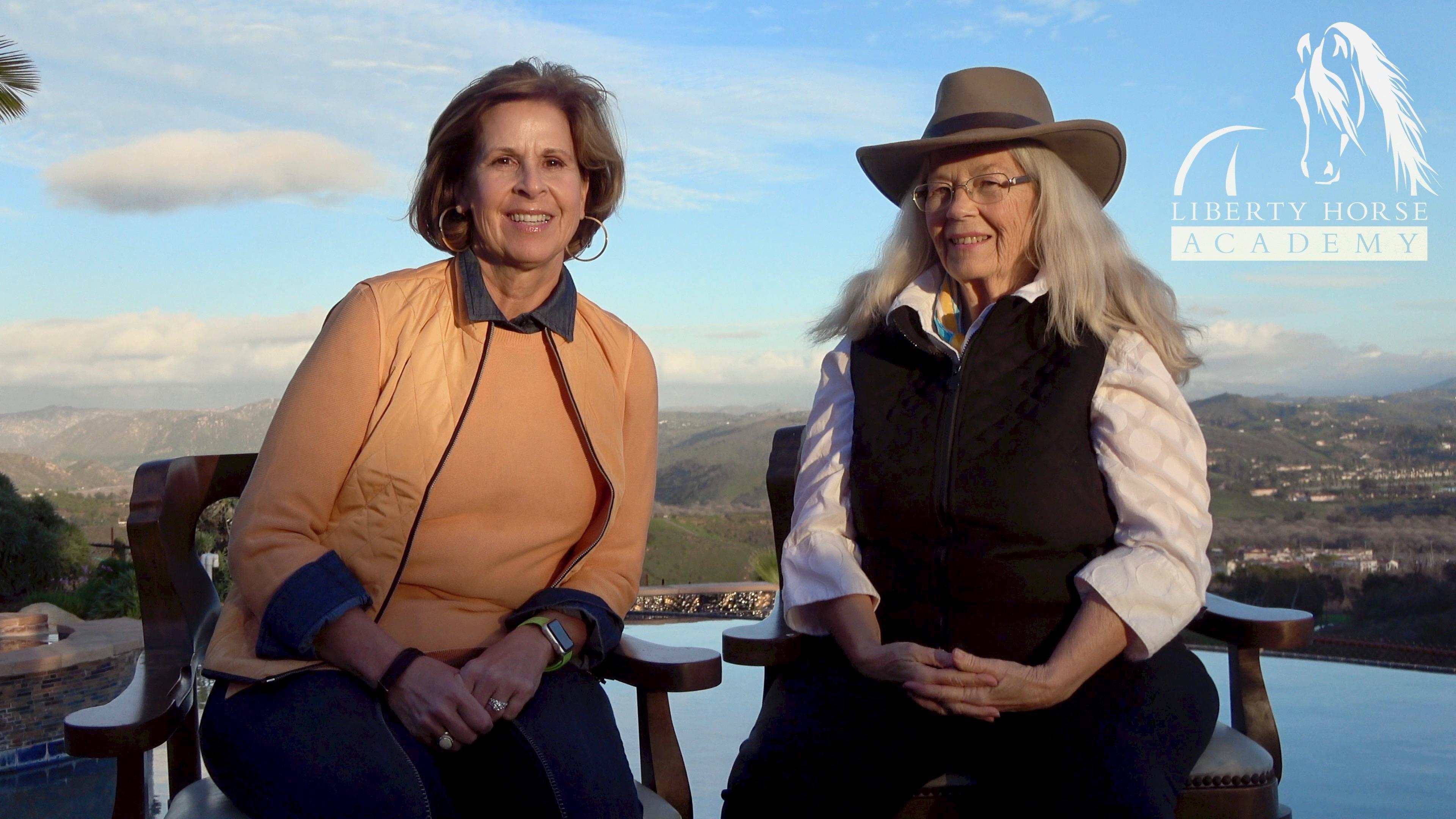 Carolyn Resnick & Linda Salinas