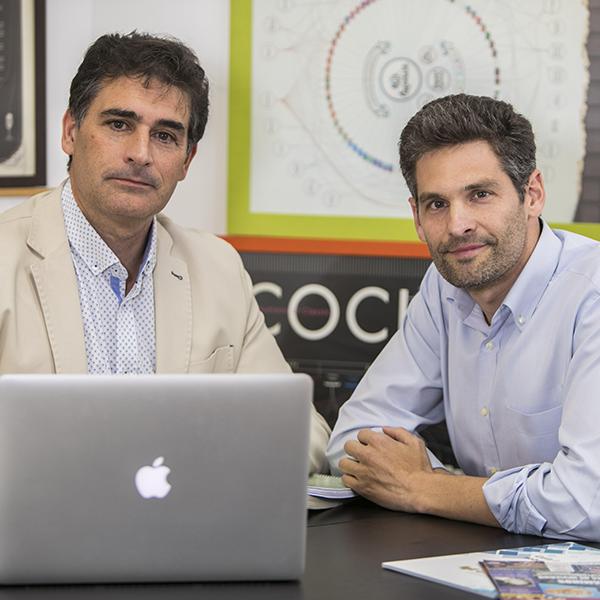 Raúl Rodríguez y Eduardo Díaz-Pavón