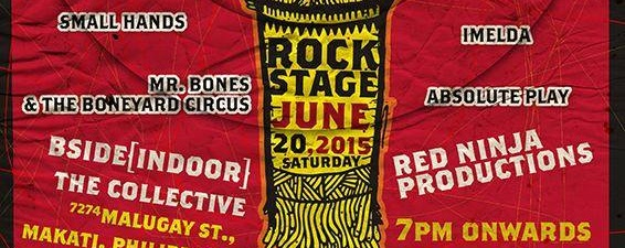 Fete dela Musique: Rock Stage