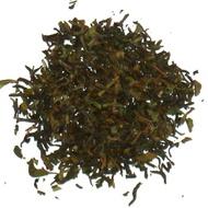 Sikkim Temi from Ann Arbor TeaHaus