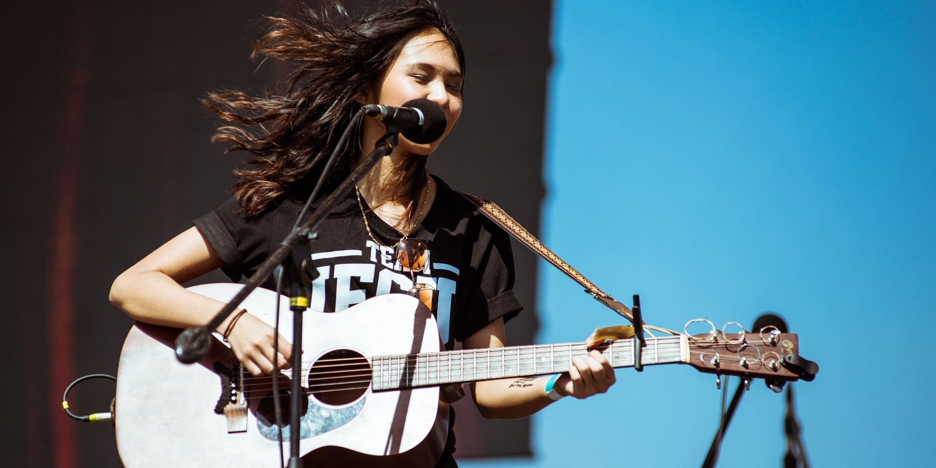 On the Record: The albums that shaped Clara Benin