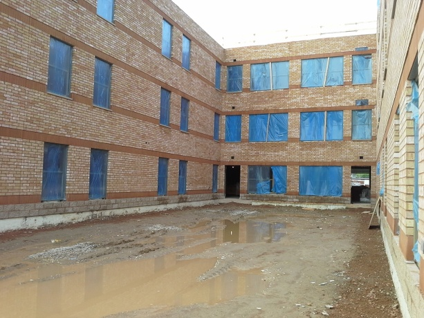 Green Building Brain - UW North Campus Phase I - LTC & RIA - The Village at University Gates