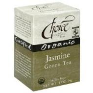 Jasmine Green from Choice Organic Teas