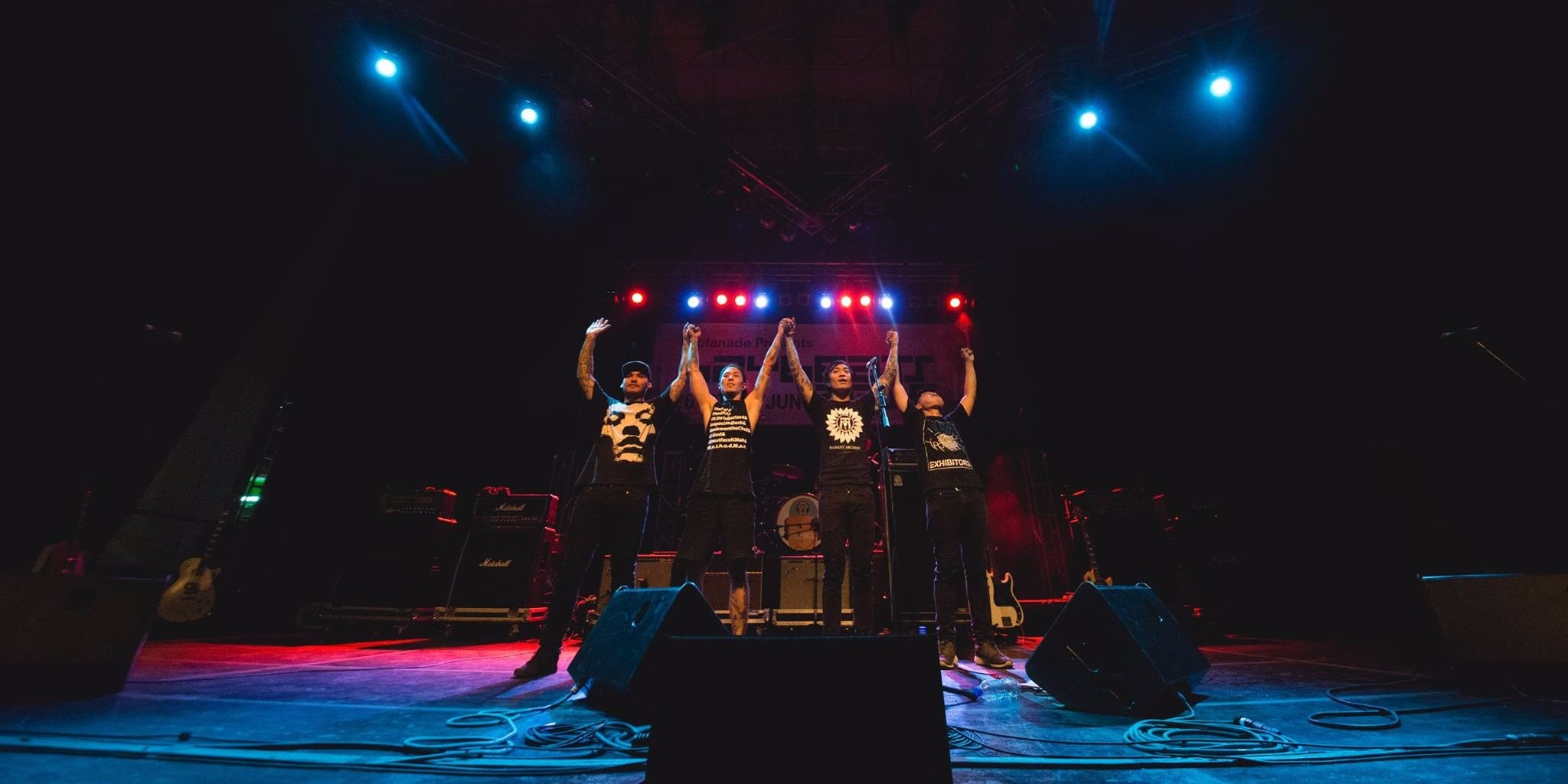 The Caulfield Cult invites you to their burial, bids farewell with one final show