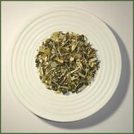 Organic Lemon Ginger Green Tea from Zen Tara Tea