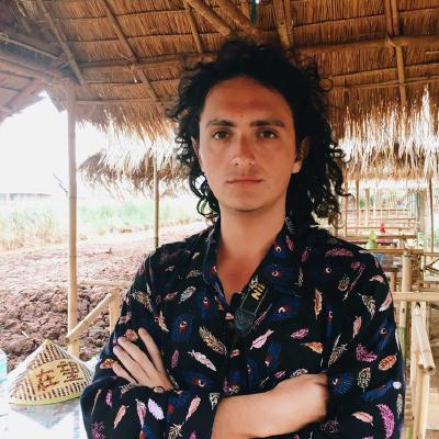 Nicolás Serrano Arévalo