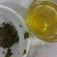 Citrus Green Tea from Dharma Teas