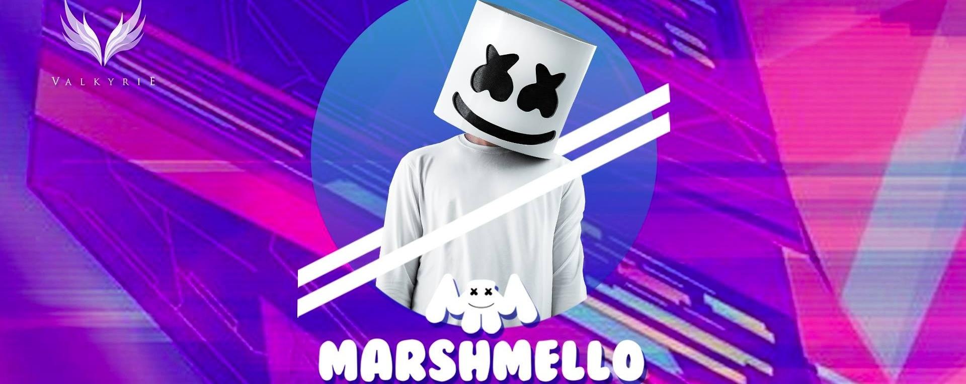 Marshmello Live at Valkyrie Nightclub