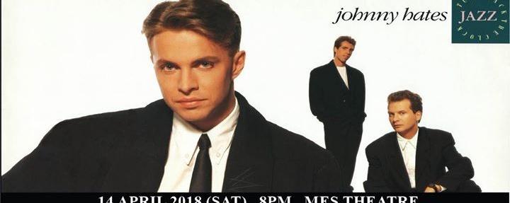 "Johnny Hates Jazz ""Turn Back The Clock"" 30th Anniversary Tour SG"