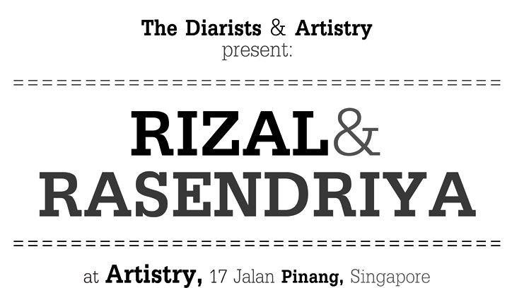 Rizal & Rasendriya at Artistry