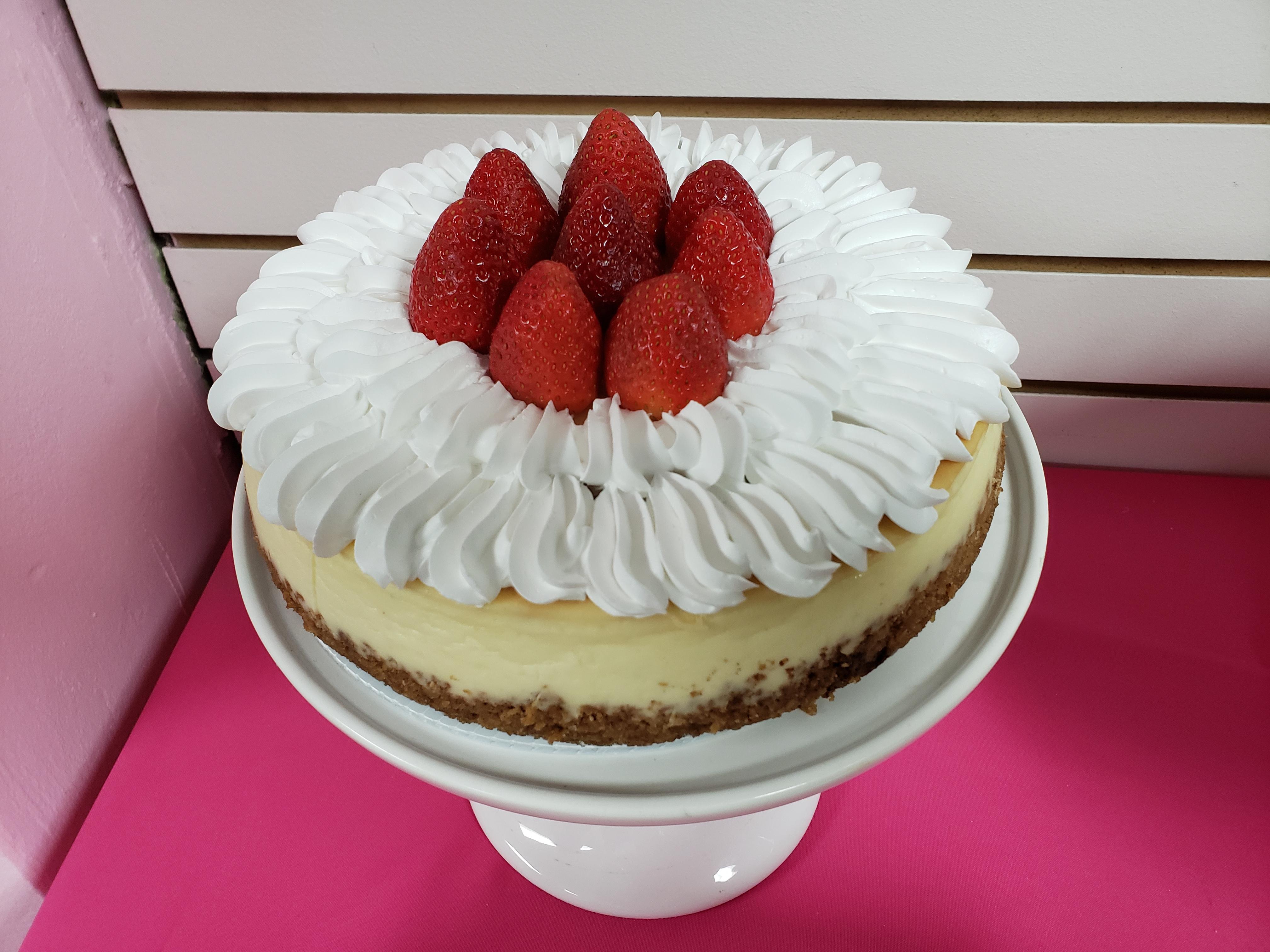 Curso cheesecakes