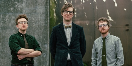 Public Service Broadcasting take their instrumental music to lofty, political heights