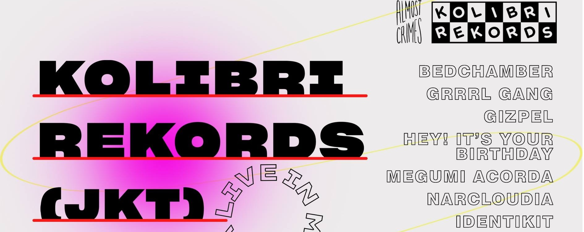 Kolibri Records (JKT) Live in Manila