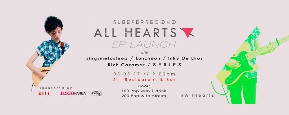 All Hearts // EP Launch