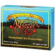 American Classic Tea from Charleston Tea Plantation