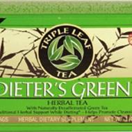 Dieter's Green Tea from Triple Leaf Tea