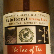 Rainforest Alliance Certified - Strong Black from The Tao of Tea