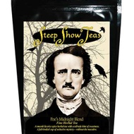 Poe's Midnight Blend Steep Show Tea from Steep Show