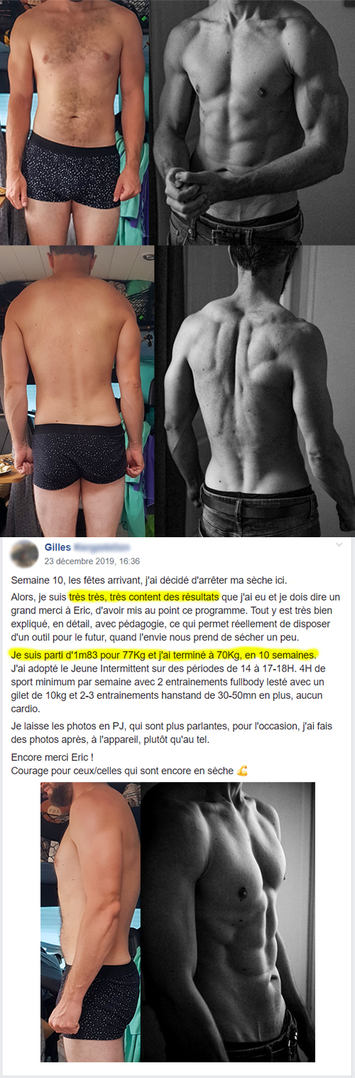 Transformation de Gilles