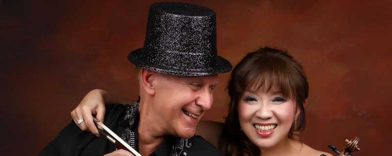 AN ENCHANTED EVENING WITH ALEXANDER AND MASAKO (SSO)