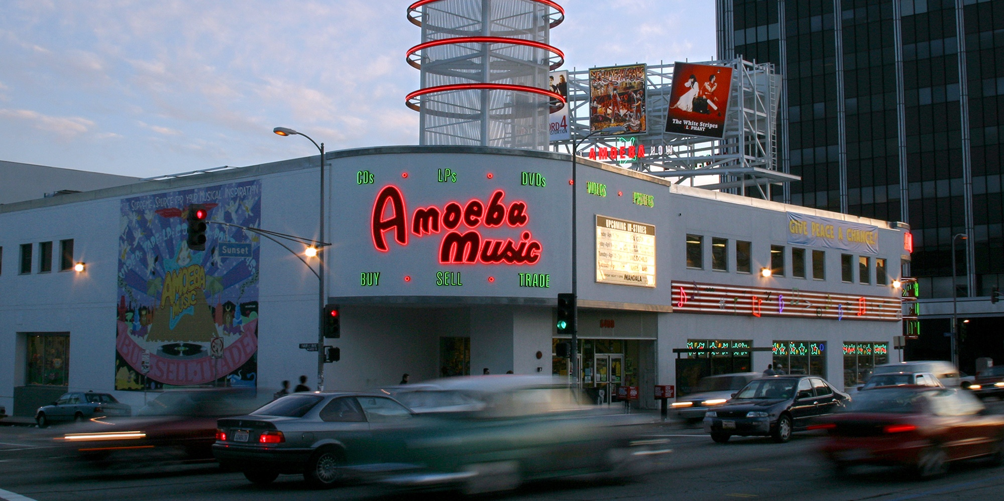 WATCH: Take a tour through one of the world's biggest music stores, Amoeba Music