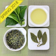 Dayuling High Mountain Spring Oolong Tea, Lot 726 from Taiwan Tea Crafts