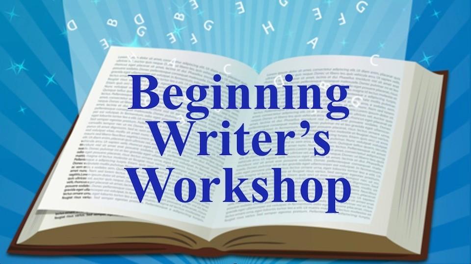 Beginning Writers Workshop Logo