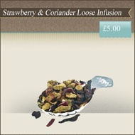 Strawberry Coriander Infusion from Fortnum & Mason