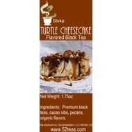 Turtle Cheesecake from 52teas