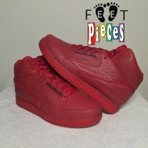 "NIKE AIR PYTHON PRM SIZE 10.5 705066 600 ""RED OCTOBER"""