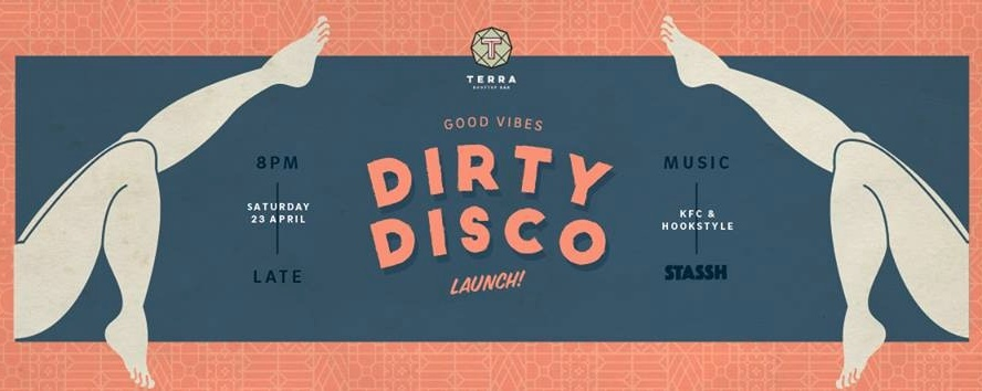 DIRTY DISCO feat. STASSH *Launch!*