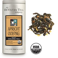 Apricot Oolong from Octavia Tea