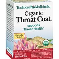 Throat Coat from Traditional Medicinals