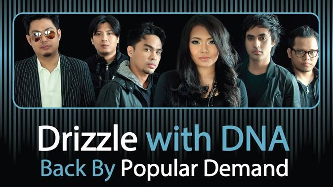 Drizzle with DNA