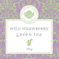Wild Strawberry Green Tea from Secret Garden Tea Company