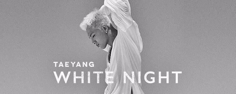 TAEYANG 2017 World Tour 'White Night' in Singapore