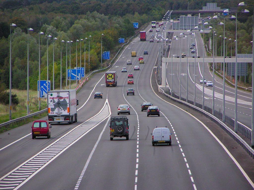 acceleration lane