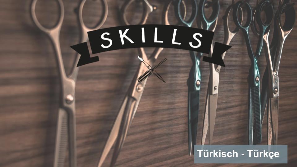 Dauerwelle auf turkisch