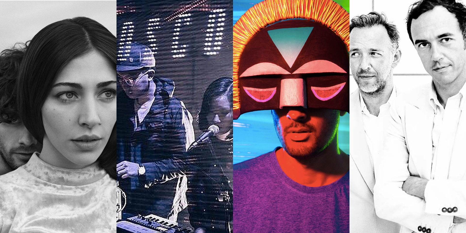 SBTRKT, 2manydjs, .gif and Chairlift among Neon Lights Festival's finalised line-up