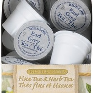 Earl Grey K-cup from Bigelow