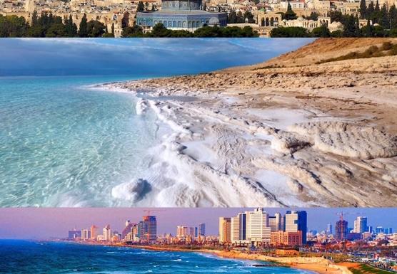 Israel through local eyes:  Yoga, Sights, Sunrises, Sound Healing & White Nights