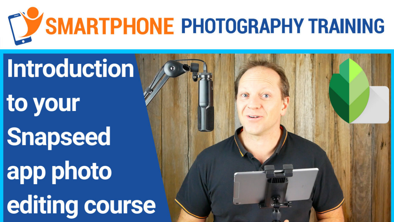1 1 Introduction to your Snapseed Photo Editing Course mp4
