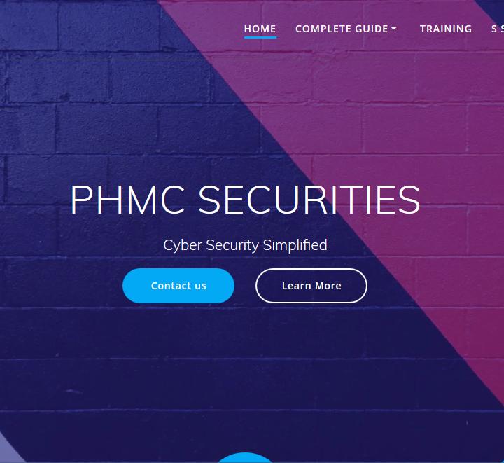 PHMC SECURITIES