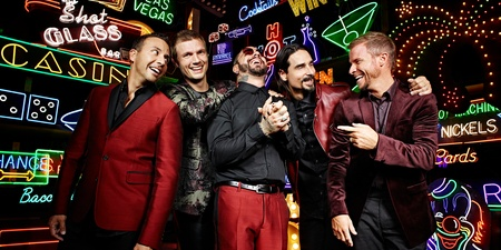 Backstreet Boys are headed back to Singapore