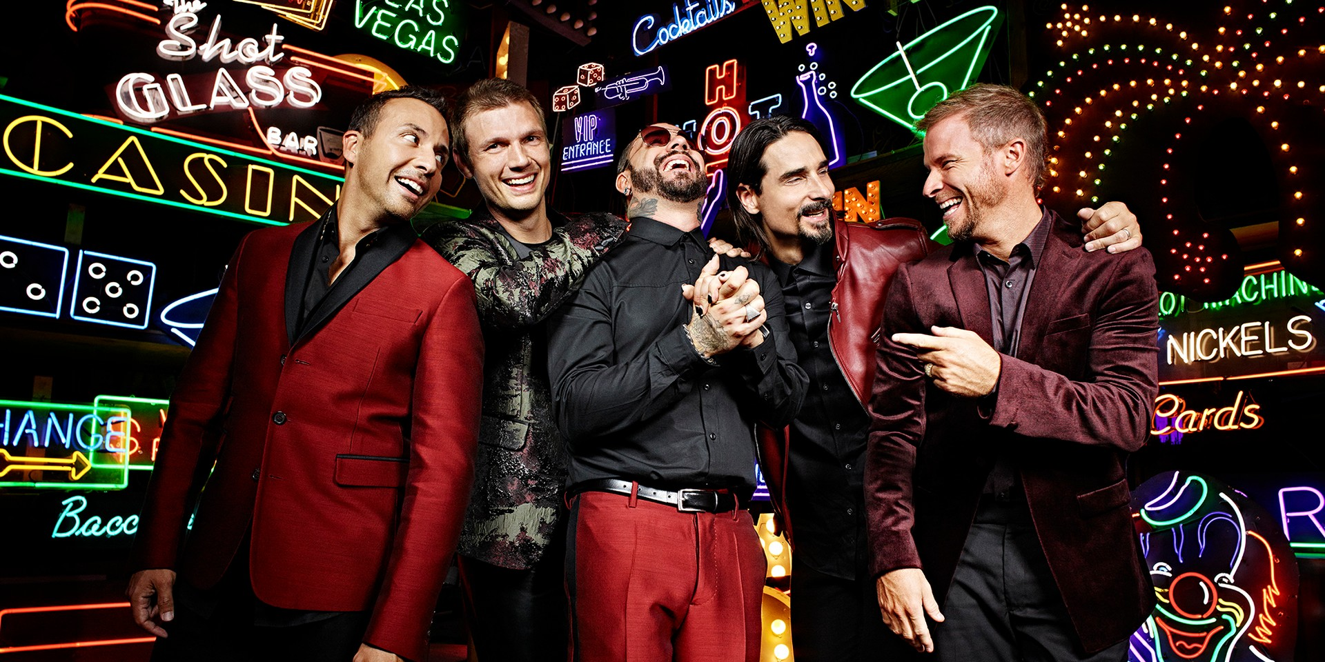 Backstreet Boys are headed back to Singapore
