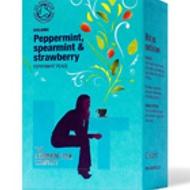 Peppermint, Spearmint & Strawberry from London Tea Company