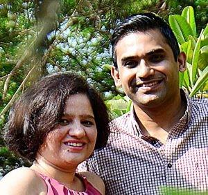Naren & Sugandha