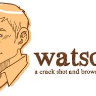 Watson Blend from Adagio Custom Blends, Cara McGee