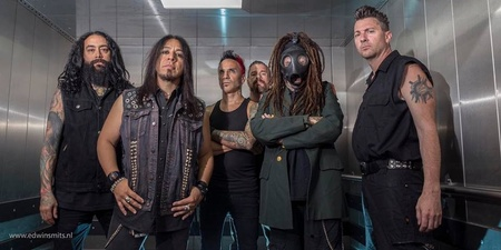 Industrial metal giants Ministry and Filter to make their Singapore debuts this October