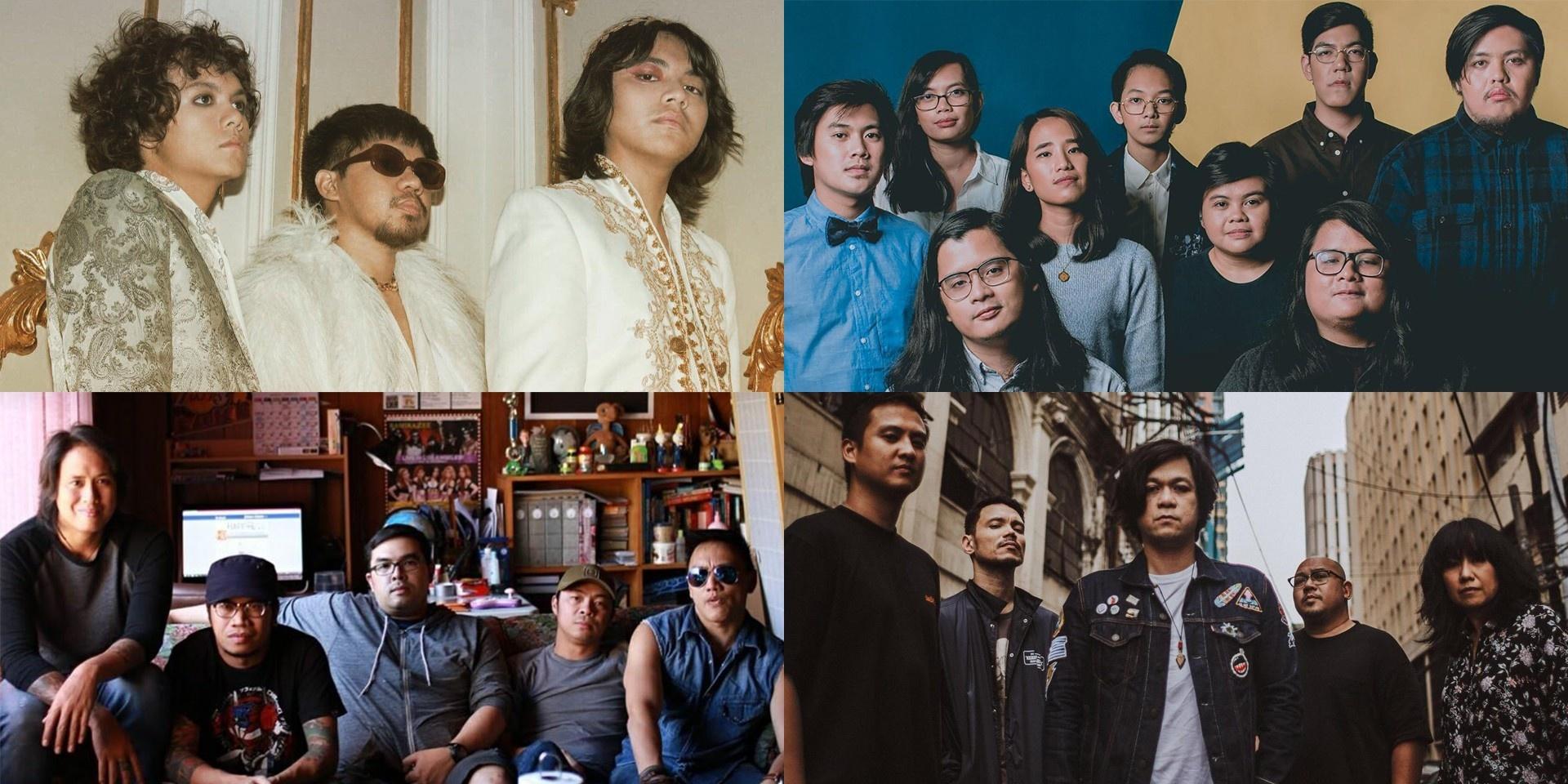 IV Of Spades, Ben&Ben, Parokya Ni Edgar, Sandwich, and more to perform at Pinoy Music Jam in Dubai